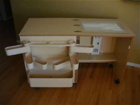 koala sewing machine cabinet inserts like nw bernina horn collection sewing machine cabinet w