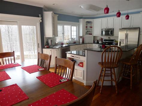 Kitchen Color Ideas - how to oak cabinets look modern radionigerialagos com