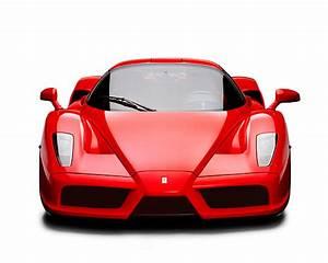 Pics For > Red Ferrari White Background
