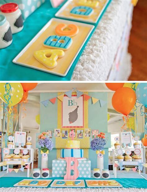1st birthday kara 39 s party ideas kara 39 s party ideas silhouette abc 1st birthday party