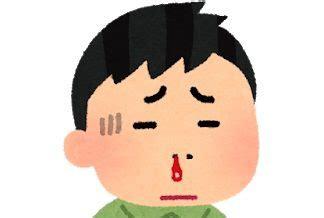 鼻血 が 出る 理由