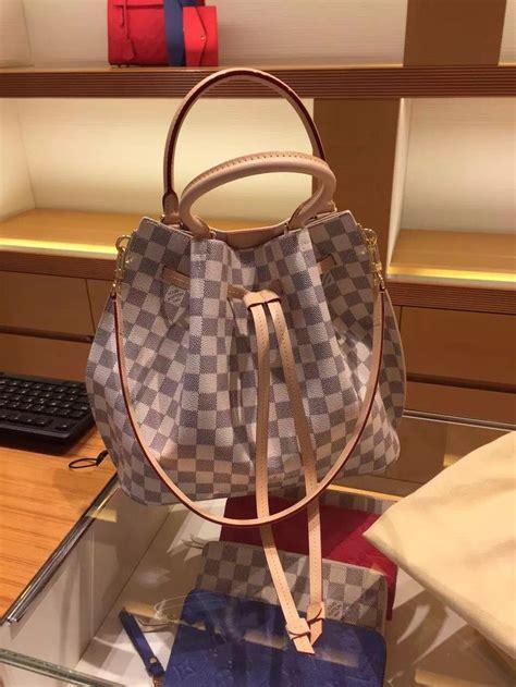 authentic louis vuitton damier azur girolata bag  louis vuitton handbags louis vuitton