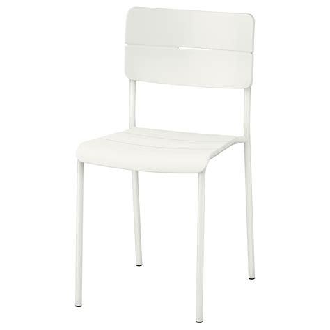 ikea chaise exterieur väddö chaise extérieur blanc ikea