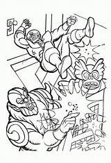 Coloring Pages Man He Universe Door Masters Motu Trap Knocker Tri Klops Educational Idea Template Sheets Print Waltorgrayskull Coloringhome sketch template