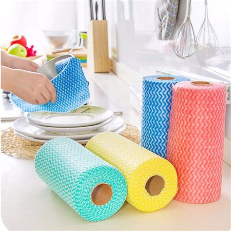 Washing Kitchen Towels By by House Cleaning Cloth Kitchen Dishcloth Multipurpose Wiping