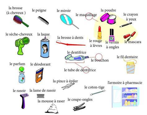 vocabulaire de la chambre vocabulaire de la salle de bains fle lexique de la