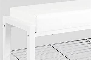 Schuhbank Weiß Landhaus : heine home schuhbank online kaufen otto ~ Sanjose-hotels-ca.com Haus und Dekorationen