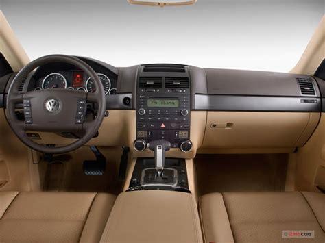 volkswagen touareg interior  news world report
