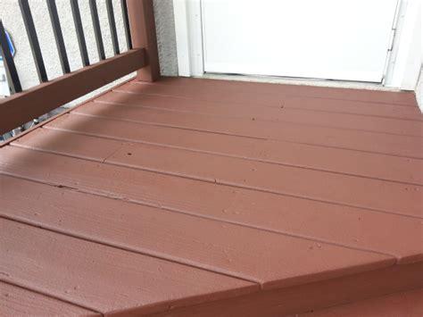 behr deckover  rustoleum restore small change   deck