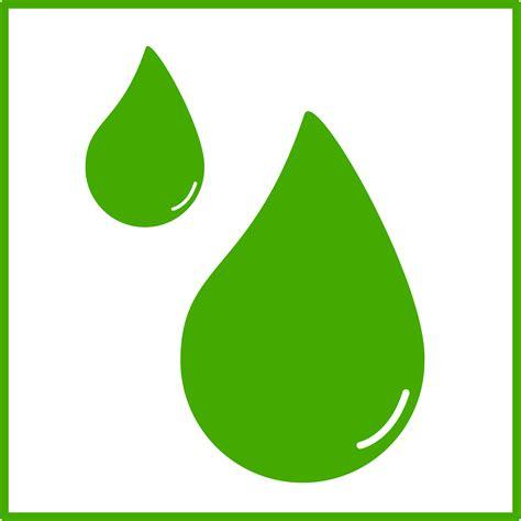 raindrop clipart green raindrop green transparent