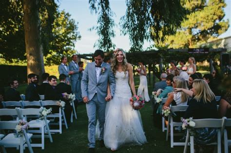 wedding ceremony and reception at different locations wedding ceremony reception ideas 10 different types of venues eventmojo