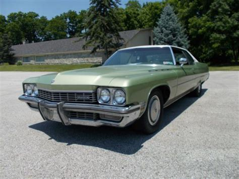 1972 Buick Electra 225 For Sale by Purchase Used 1972 Buick Electra 225 Custom Hardtop 2 Door