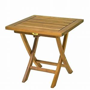 Beistelltisch Garten Holz : garten beistelltisch quadratisch teak esstische rund und ausziehbar ~ Indierocktalk.com Haus und Dekorationen