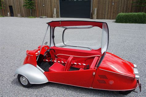 1959 Messerschmitt KR 200 Cabin Scooter | Coys of Kensington