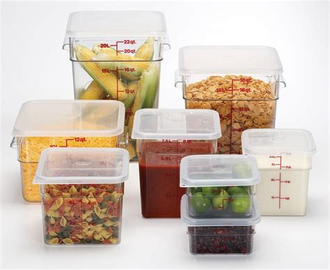100 Ways to Use Cambro Food Storage Containers   Tundra Restaurant Supply