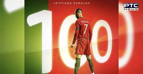 Portugal and Juventus star Cristiano Ronaldo tests ...