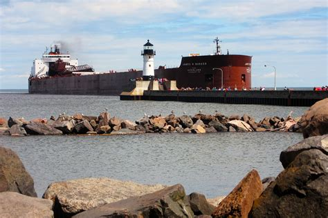 Red Boats Schedule by Duluth Ship Schedule Lift Bridge Arrivals Departures