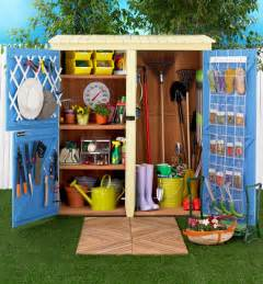 How to Organize Your Garden Shed