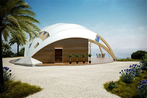 energy efficient dome homes  solaleya designs hiconsumption