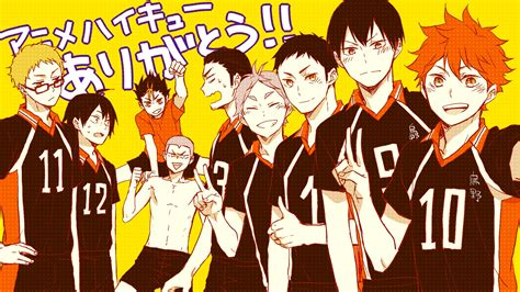 haikyu team  nishinoya hd anime wallpapers hd