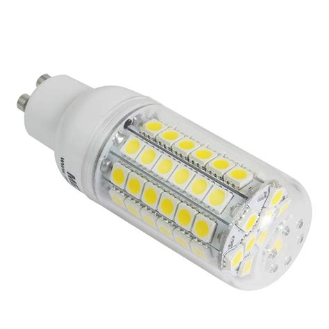 mengsled mengs 174 gu10 9w led corn light 69x 5050 smd leds