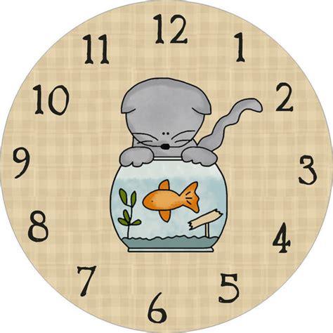 printable clock faces   freecraftcom