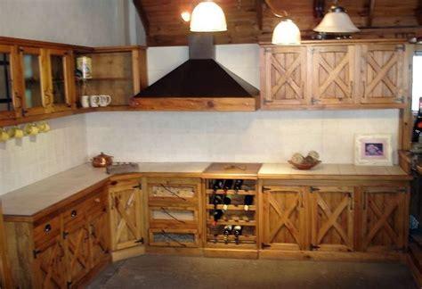 muebles estilo campo en pino cocina pinterest pino