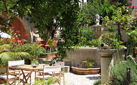 giardino antico the ancient garden antica corte delle ninfee dimora