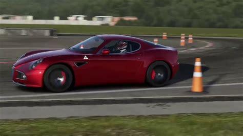 Top Gear Alfa Romeo 8c by Forza Motorsport 6 2007 Alfa Romeo 8c Top Gear