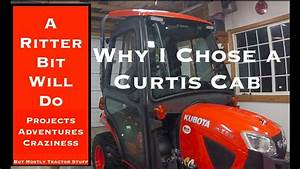 Curtis Cab For Kubota Bx Series