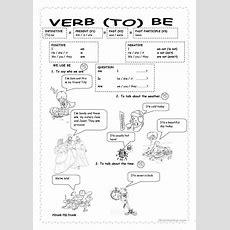 Verb To Be Worksheet  Free Esl Printable Worksheets Made By Teachers
