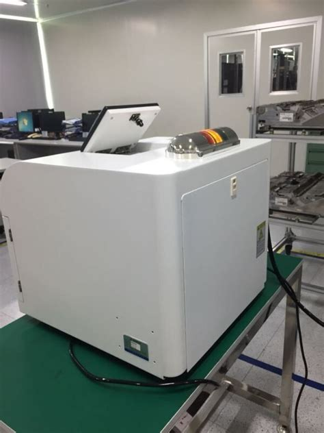 Purified Water Nozzle Cleaning Machine Printed