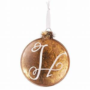 letter h monogram christmas ornament With monogram letter christmas ornaments