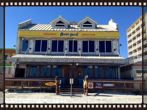 Deck Restaurant Daytona by Deck Restaurant Club Flagler Bars