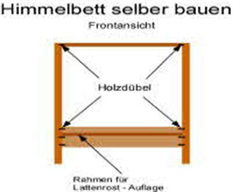 Ideen Doppelbett selber bauen
