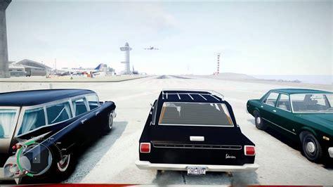 modded muscle cars gta iv classic car mods hd youtube