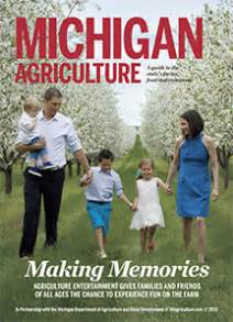 Michigan Agriculture 2015   Farm Flavor