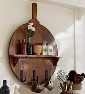 Pizza Board Kitchen Shelf by Mudramark Online - Crockery