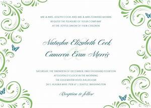 wedding invitations cards template best template collection With wedding invitation email background free download
