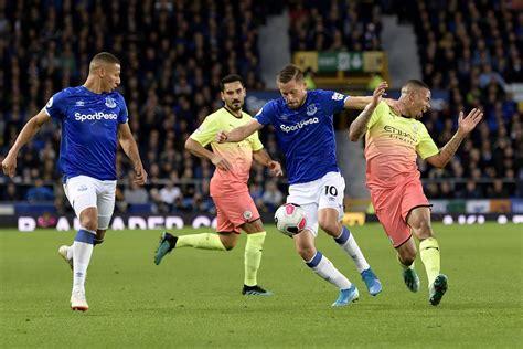 Everton Vs Man City / Manchester City Everton / Manchester ...