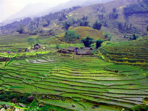 Trekking Through Sapa, Vietnam