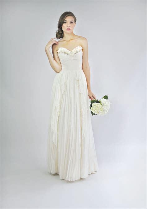 Fashion Forward Wedding Gowns from Leanne Marshall