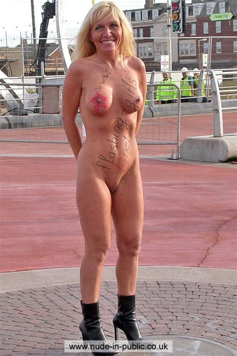 Mature Public Nudity02