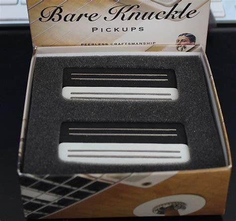 Bare Knuckle Black Hawk Calibrated 7-string Set (black