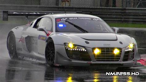 Audi R8 Lms Ultra Pure Sound!