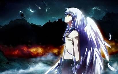 Beats Angel Wallpapers Backgrounds Anime Pixelstalk Kanade