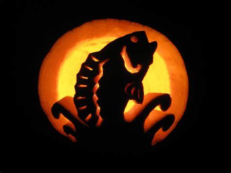 Mike Wazowski Pumpkin Carving Ideas by 15 Quot Fishing Quot Pumpkin Carvings You Have To See To Believe