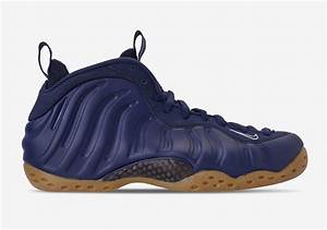 Nike Air Foamposite One Navy/Gum Release Info ...