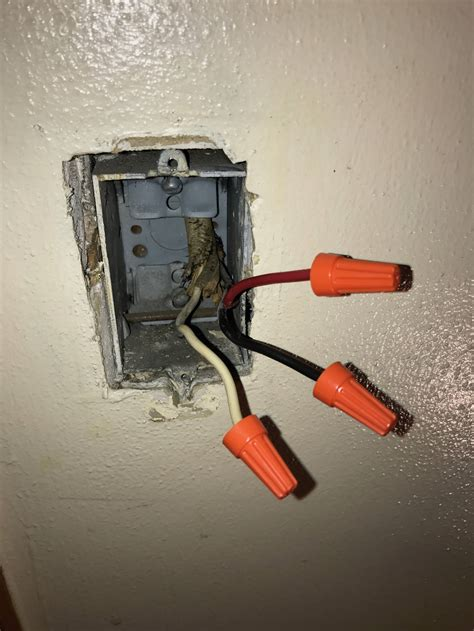 Electrical Two Light Switches One Bulb New