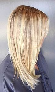 Light Hair With Strawberry Highlights Hair Color To Try Beige Dyed Hair